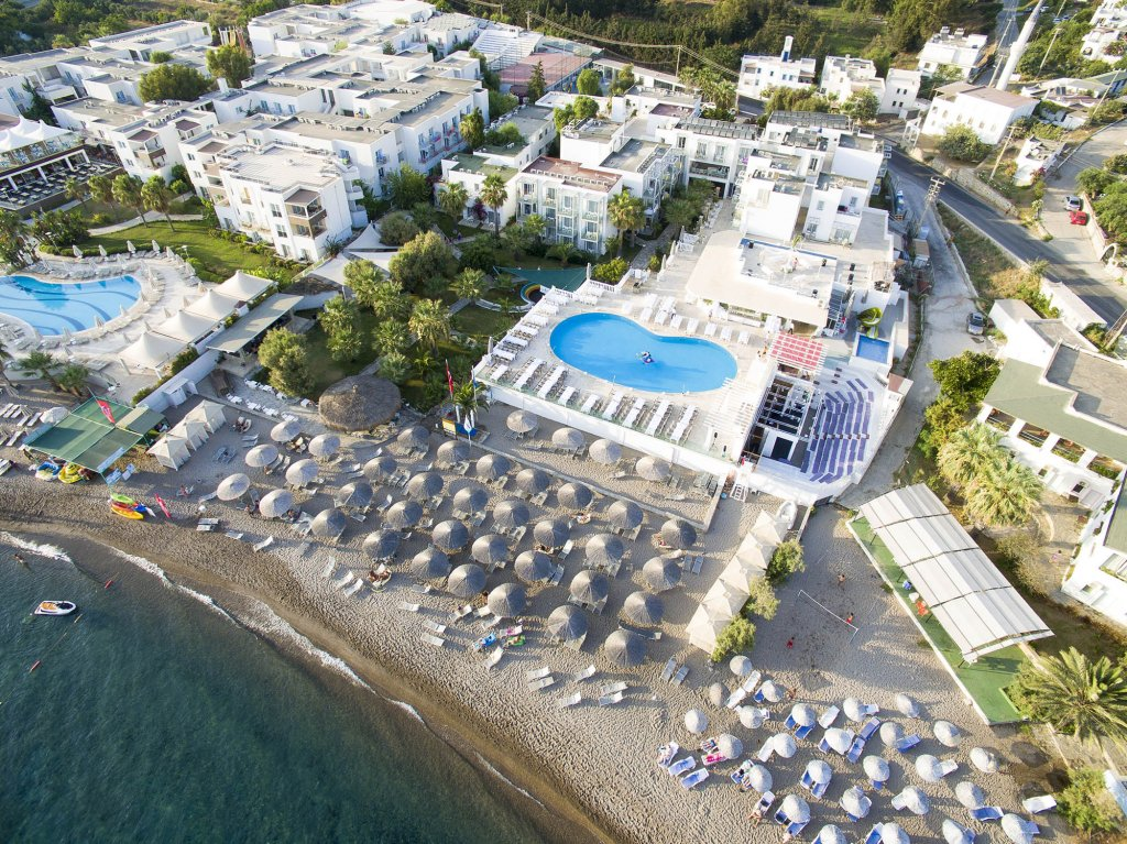 charm beach resort turchia bodrum
